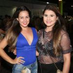 Luana Sampaio E Rebeca Santos