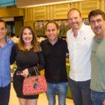 Luiz Ferreira, Karlenia Sucupira, Gentil Filho, Alexandre Reis E Márcio Sobral (1)