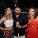 Marcela Paiva, Leandro Rodrigues E Dalila Saraiva
