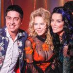 Marcio Correa, Branca Mourão E Joyce Malkomes_