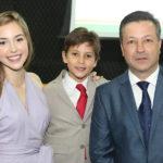 Nicole, Nicolas E Fernando Alfredo Franco