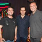 Pipo, Etevaldo Noguira Filho E Adriano Nogueira