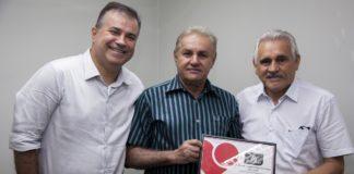Ricardo Bezerra, Geraldo Aragao E Emanuel Capistrano (2)