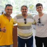 Ricardo Loureiro, José Martins E Jeivson Lucas