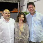 Roberto Claudio, Carol Bezerra E Cid Gomes