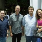 Rodrigo Pereira, Régis Medeiros, Eduardo Oliveira E Cristiane Galvão (1)