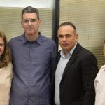 Roseane Medeiros, Geraldo Luciano, Guilherme Holanda E Claudio Targino