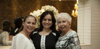 Samira Guimaraes, Lia Freire E Alodia Guimaraes