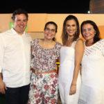 Samuel Dias, Fernanda Maia , Erica Dias E Leda Castelar(2)