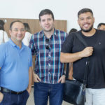 Sergio Falquer, Ivo Lopes E Raphael Almeida