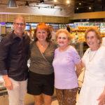 Severino Ramalho, Fátima Duarte, Marlene Cabral E Vovó Emídia (2)