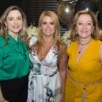 Suyane Dias Branco, Letícia Studart E Tânia Teixeira