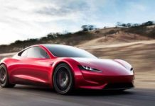 Tesla Roadster 2020 8