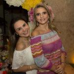 Adriana Bezerra E Michele Aragão