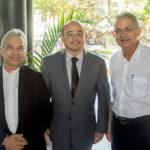 Aeron Moreiro, Sérgio Aguiar E Nilson Diniz (1)