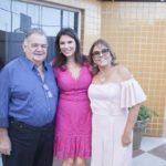 Airton Junior Araujo, Mariana Pinheiro E Cecilia Araujo