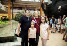 Alexandre, Leticia, Sara E Luiz Leitao (1)