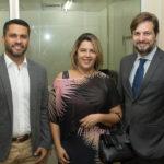 Alexandre Medina, Adryana Joca E Erick Guimarães (1)
