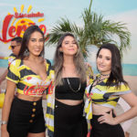Aline Xerez, Milena Fontenele E Ana Paula Oliveira