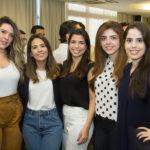 Angélica Marinho, Marcela Abreu, Alessandra Adjafre, Jéssica Bezerra E Lídia Brito (1)