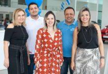 Angela Gadelha, Naison Sampaio, Aline Teixeira, Marcio Sousa E Nathalia Uchoa