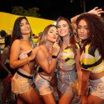 Ania Serpa, Gleice Kely, Viviane Maciel E Amanda De Alcantara