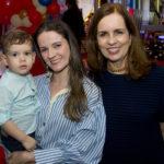 Benício, Mariane E Gina Schlachter (1)