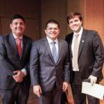 Bruno Queiroz, Valdetario Monteiro, João Felipe Bastos
