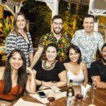 Elisa Fontes, Rafaela Pontes, Mateus, Quella Paiva, Felipe Feliz, Tais Moreira E Joao Araujo (2)