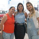 Emeline Feitosa, Virginia Almeida E Kelly Feitosa