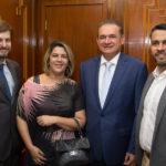 Erick Guimarães, Adryana Joca, Washington Araújo E Alexandre Medina (2)