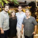 Fabricio Cabral, Itelza Cabral, Leon Cabral E Bruno Cabral (1)