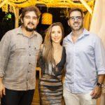 Fabricio Cabral, Kelly Mota E Leon Cabral