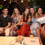 Fernando Henrique, Maria Luiza, Lara Diniz, Gabriela Sobral E Laryssa Castelo