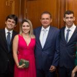 Georgia Pinheiro, Vitor, Vivian, Washington, Gustavo E Laís Araújo (2)