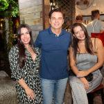 Graciela Moraes, Erlon Albuquerque E Patrícia Oliveira