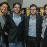 Hans Timur, Henrrique Fante, Nicolas Ipiranga E Igor Fernandes (5)