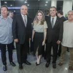 Heitor Studart, Fernando Cirino, Ticiana Queiroz, Eduardo Neves E Jose Antunes (3)