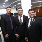 Igor Sanderson, Leonardo Freire E Jorge Pinheiro (2)