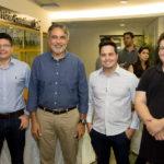 Ladislau Nogueira, Paulo Angelim, Victor Benevides E Douglas Barroso (1)