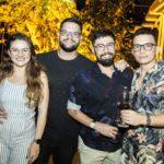 Laisse Linhares, Felipe Nogueira, Diego Gregorio E Lidenbergue Ferreira (2)