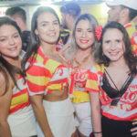 Larissa, Isabela Maciel, Gisleide Vieira E Melissa Mendes (2)