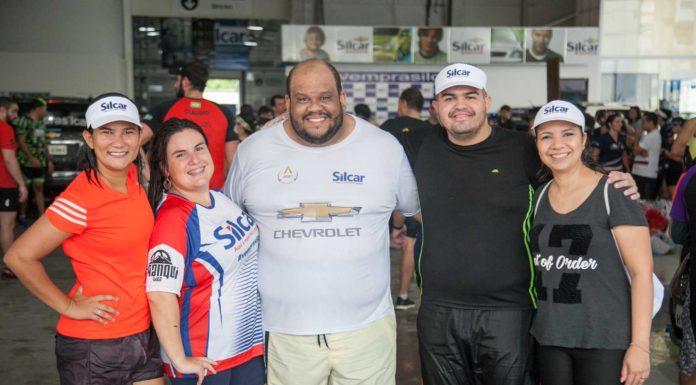 Ligia Farias, Lia Militão, Divaldo Balu, Matheus Franco E Manu Viana