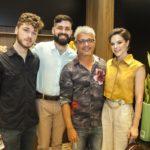 Lucas Lustosa, Orlando Lustosa, Rafael Rodrigues E Paulinha Sampaio (2)