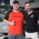 Lucas Pereira E Tiago Pereira