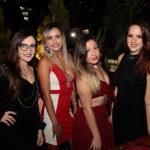 Luciana Falcão, Keliane Lima, Sara Masteline E Poliana Poltroniere