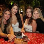 Marcela Goulart, Letícia Cordeiro, Bianca Borges E Bárbara Aristides
