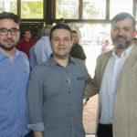 Marcelo Maranhão, Neudo Rodrigues E Elton Mesquita (2)