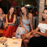 Maria Luiza, Lara Diniz, Gabriela Sobral E Laryssa Castelo