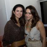 Marina Cidrão E Camila Quinderé